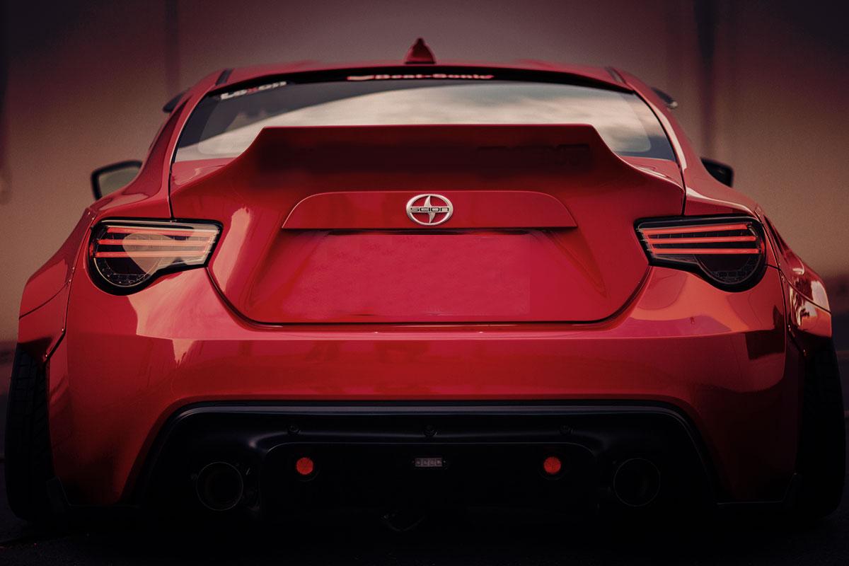 Mitsubishi Eclipse Car Cover