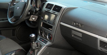 2013 Mazda CX-5 Aluminum Dash Trim