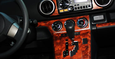 Chrysler Crossfire Wood Dash Trim Kits