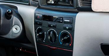 Dodge Carbon Dash Trim Kits