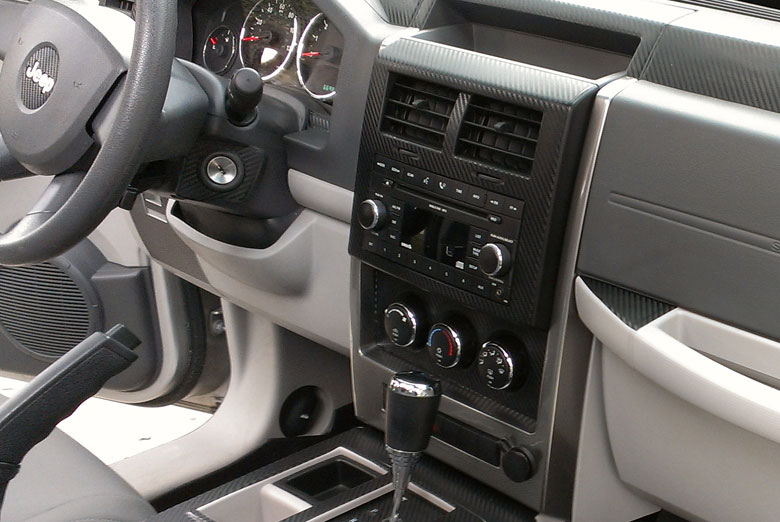 2005 chevrolet colorado custom dash kits custom dash trim. Black Bedroom Furniture Sets. Home Design Ideas