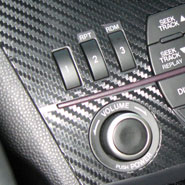 Nissan Carbon Dash Kits