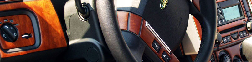 Mazda Wood Grain Dash Kits