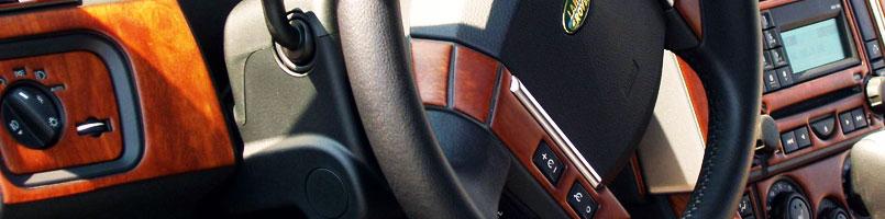 Mazda Wood Grain Dash Kits