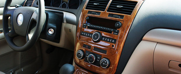 2012 Jeep Grand Cherokee Burlwood Dash Kits
