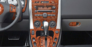 2012 Jeep Grand Cherokee Oak Dash Trims
