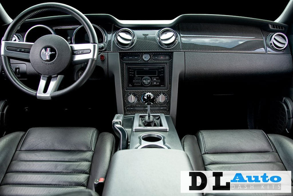2002 Ford Thunderbird Dash Trim Kits
