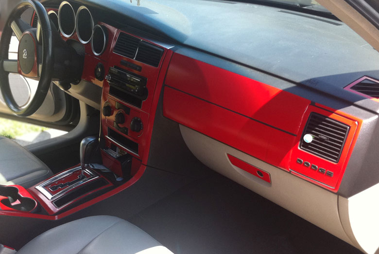 2013 Dodge Challenger Dash Kits