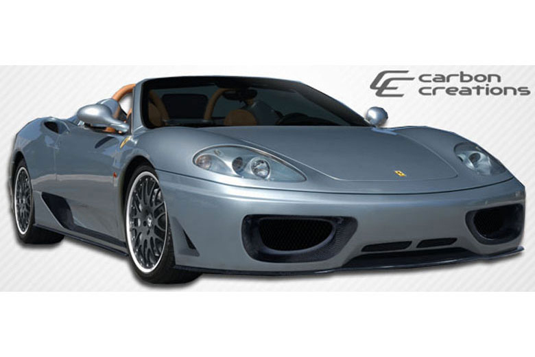 2001 Ferrari 360 Modena Carbon Creations F-1 Spec Body Kit