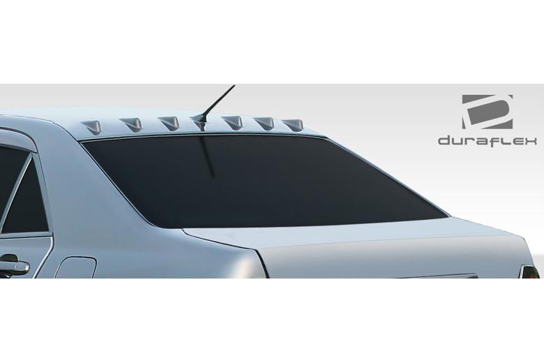 2004 Lexus IS Duraflex C-Speed Spoiler