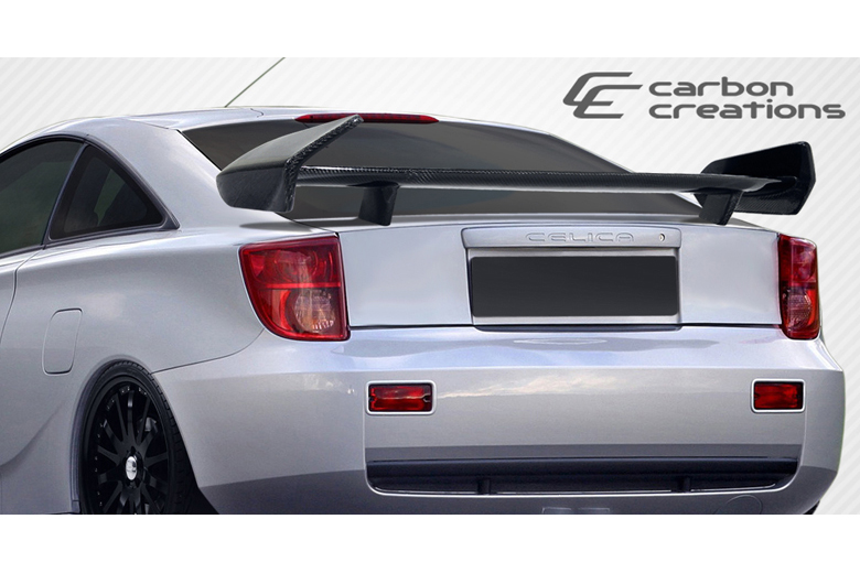2002 Toyota Celica Carbon Creations C-5 Spoiler