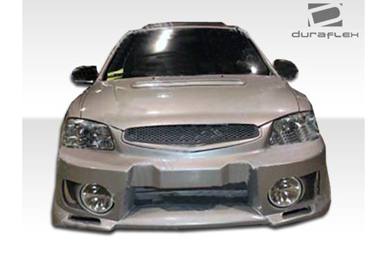 2000 Hyundai Accent Duraflex Evo 5 Bumper (Front)