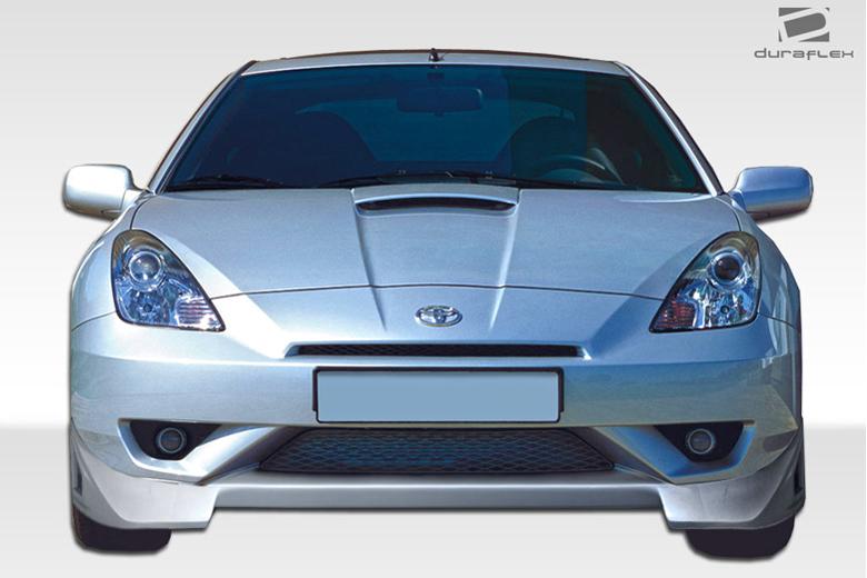2000 Toyota Celica Duraflex RM Design Front Lip (Add On)