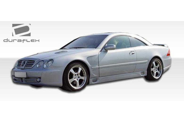 2000 Mercedes CL-Class Duraflex LR-S Body Kit