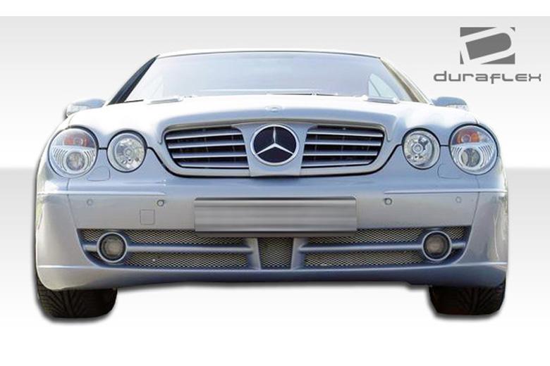 2000 Mercedes CL-Class Duraflex LR-S Bumper (Front)
