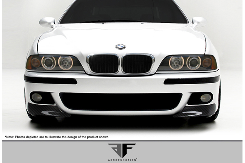2002 BMW M-Series Aero Function AF-1 Front Lip (Add On)