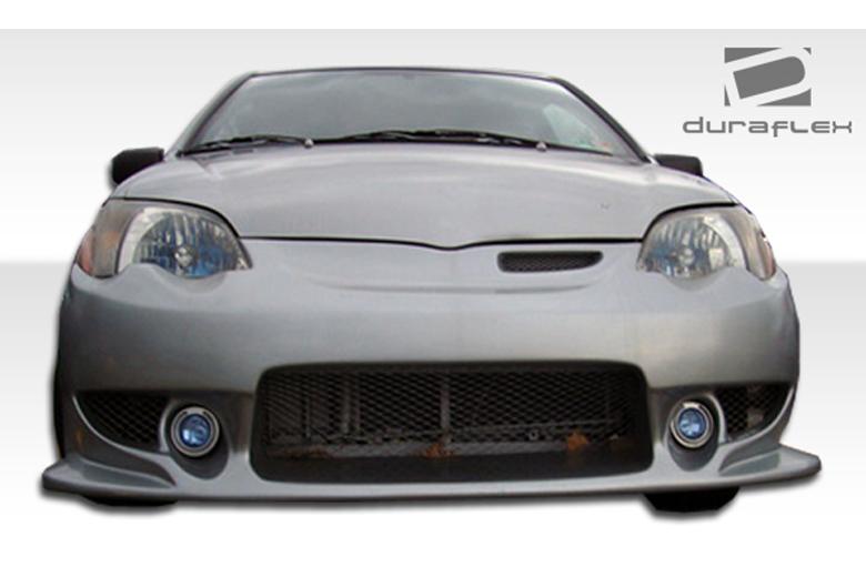 2000 Toyota Echo Duraflex C-1 Bumper (Front)