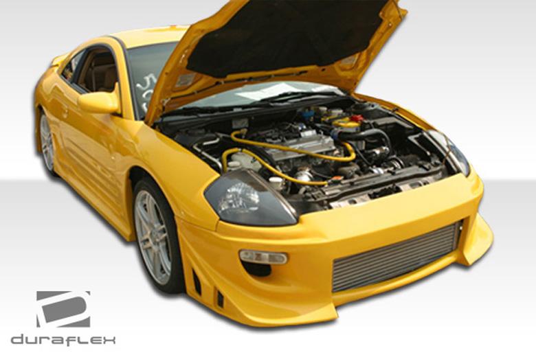 2004 Mitsubishi Eclipse Duraflex Blits Body Kit