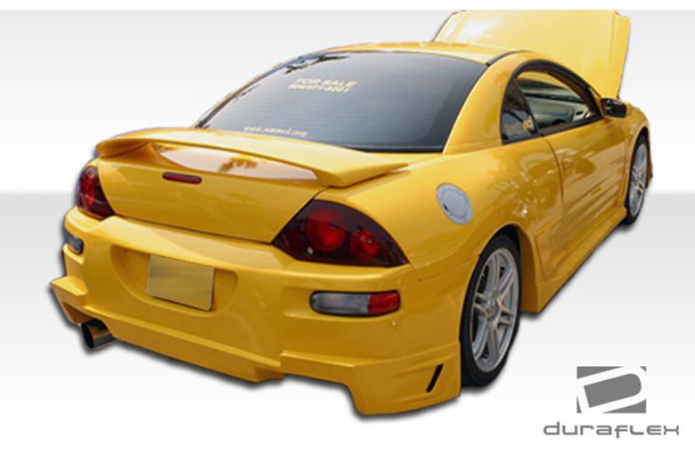 2004 Mitsubishi Eclipse Duraflex Blits Bumper (Rear)