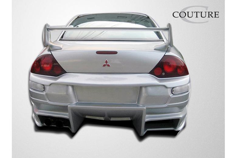2004 Mitsubishi Eclipse Couture Blazon Bumper (Rear)