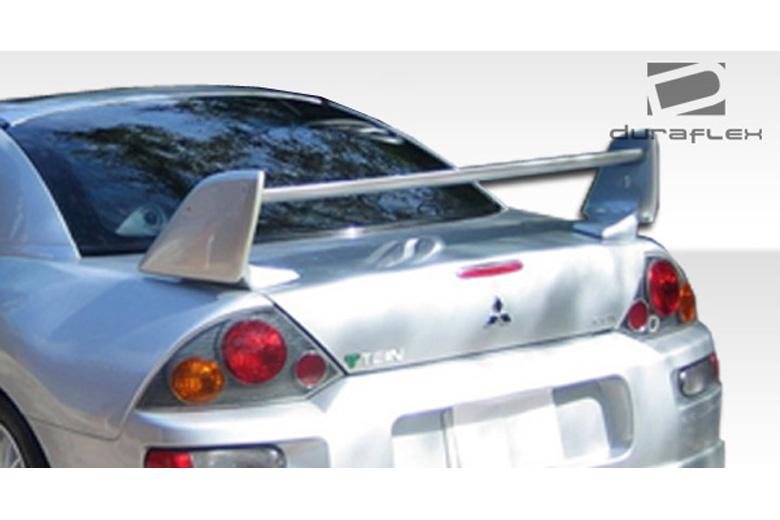 2004 Mitsubishi Eclipse Duraflex Shock Spoiler