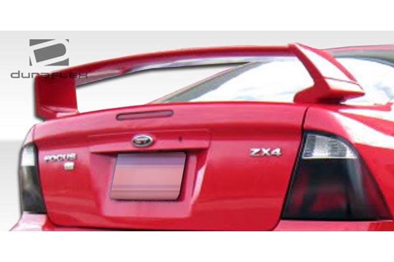 2002 Ford Focus Duraflex SE Spoiler