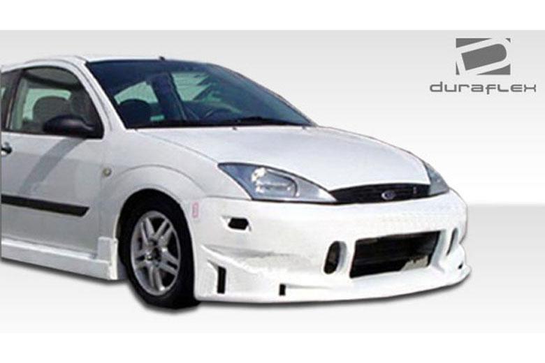 2001 Ford Focus Duraflex Buddy Body Kit