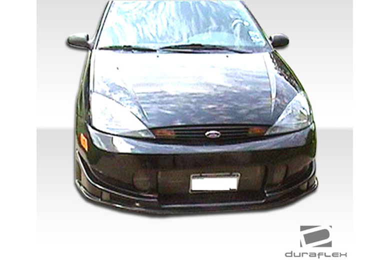 2001 Ford Focus Duraflex Buddy Bumper (Front)