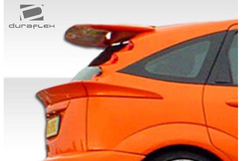 2004 Ford Focus Duraflex Spoon Style Spoiler