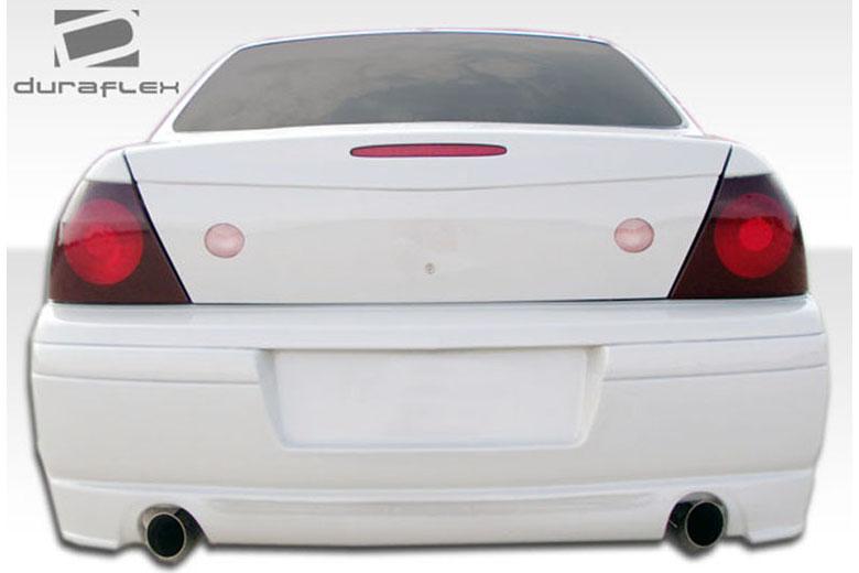 2005 Chevrolet Impala Duraflex Skyline Rear Lip (Add On)