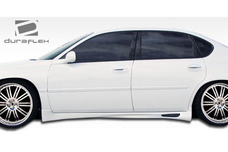 2005 Chevrolet Impala Duraflex Skyline Sideskirts
