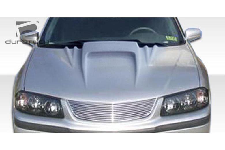 2005 Chevrolet Impala Duraflex Spyder 3 Hood