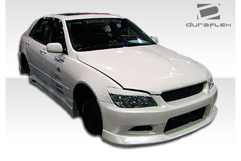2004 Lexus IS Duraflex C-1 Body Kit