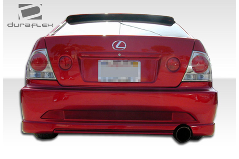 2004 Lexus IS Duraflex C-1 Bumper (Rear)