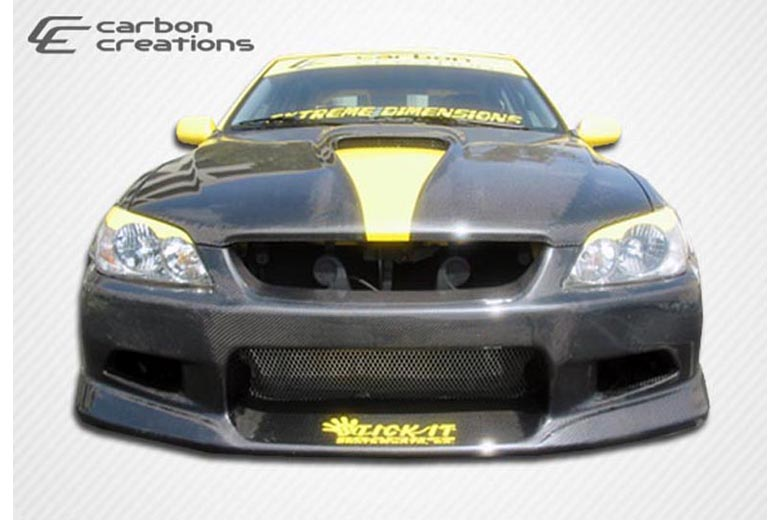 2004 Lexus IS Carbon Creations C-1 Bumper (Front)