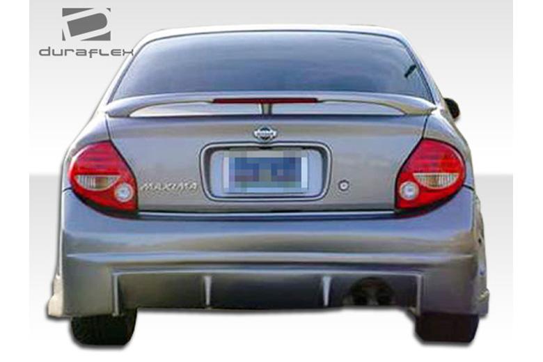 2001 Nissan Maxima Duraflex Buddy Bumper (Rear)