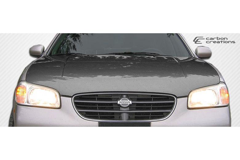 2002 Nissan Maxima Carbon Creations Hood