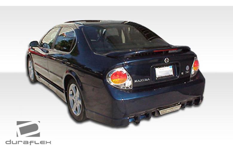 2001 Nissan Maxima Duraflex Evo 5 Bumper (Rear)