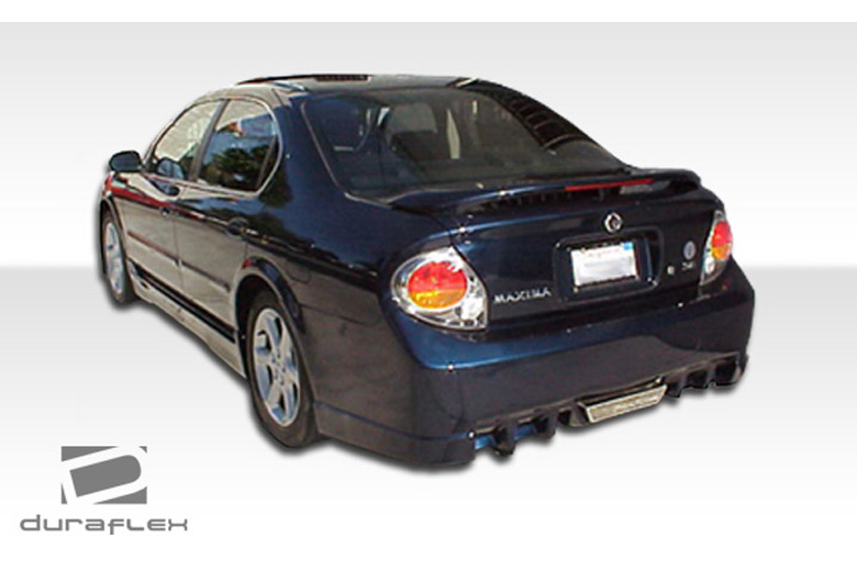 2001 Nissan Maxima Duraflex Evo 5 Sideskirts