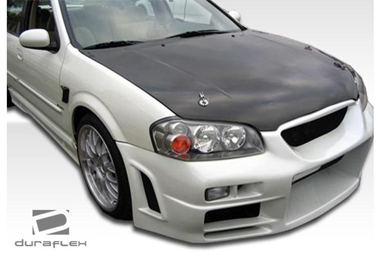 2001 Nissan Maxima Duraflex Evo Body Kit