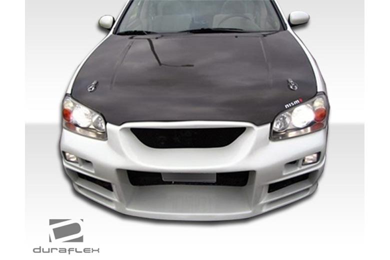 2001 Nissan Maxima Duraflex Evo Bumper (Front)