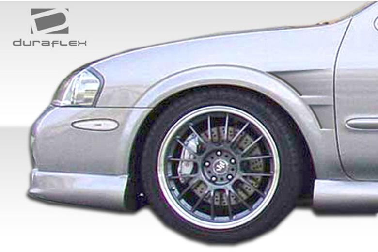 2001 Nissan Maxima Duraflex GT Concept Fender