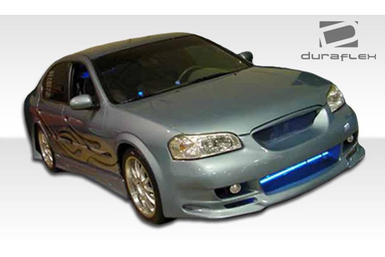 2001 Nissan Maxima Duraflex Kombat Body Kit