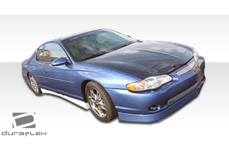 2001 Chevrolet Monte Carlo Duraflex F-1 Body Kit