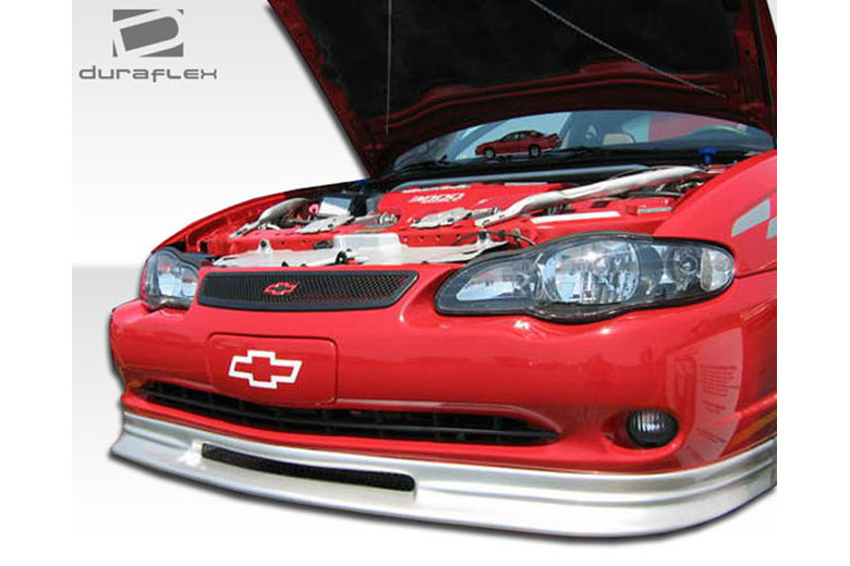 2001 Chevrolet Monte Carlo Duraflex Racer Front Lip (Add On)