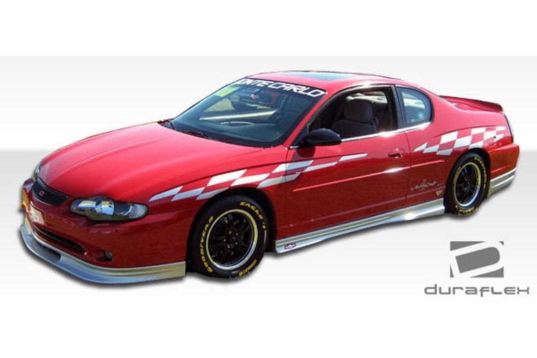 2007 Chevrolet Monte Carlo Duraflex Racer Sideskirts
