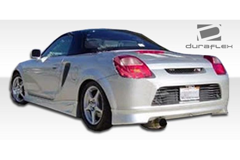 2002 Toyota MR2 Duraflex TD3000 Rear Lip (Add On)