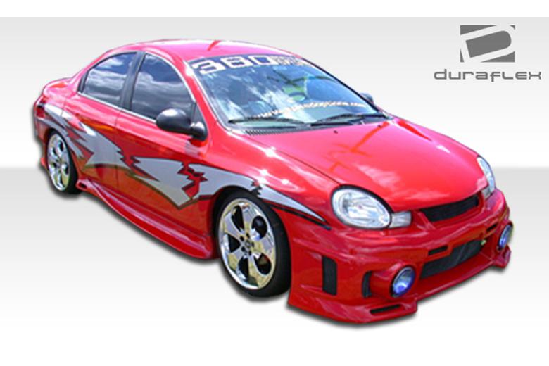 2000 Dodge Neon Duraflex Evo 3 Bumper (Front)