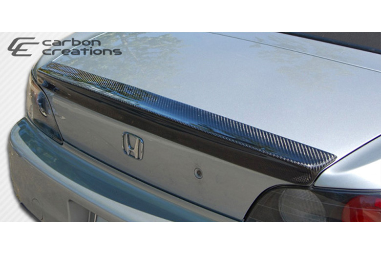 2002 Honda S2000 Carbon Creations A-Sport Spoiler