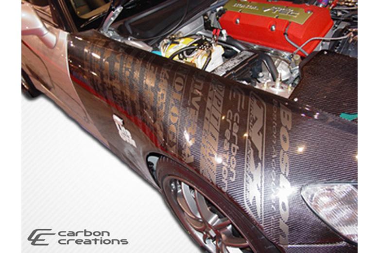 2002 Honda S2000 Carbon Creations Fender